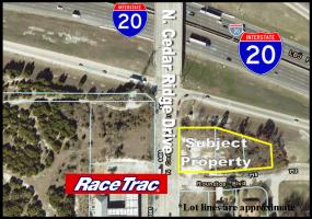 Roundtop N. Cedar Ridge,Duncanville,Texas,Retail (land),N. Cedar Ridge,1111