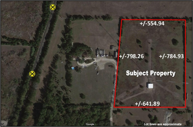 5590 Edgefield, Cedar Hill, Texas, ,Industrial (Land),For Sale,Edgefield,1204